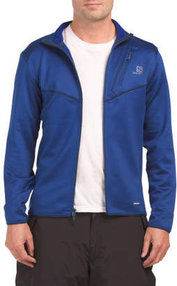 Discovery Full Zip Mid Layer Jacket
