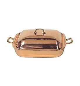 Ruffoni 35 x 25Cm Roasting Pan With Lid