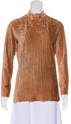 Cerruti Textured Long Sleeve Top