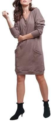 ALLETTE Margo Nursing Sweater Dress