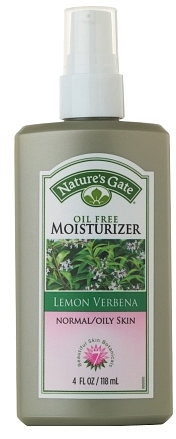Nature's Gate Oil Free Moisturizer, Normal/Oily Skin Lemon Verbena