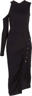 Yigal Azrouel One Sleeve Convertible Dress