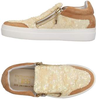 D'Acquasparta D'ACQUASPARTA Low-tops & sneakers - Item 11390533GO