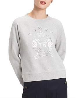 Tommy Hilfiger Mora Crew Neck Sweatshirt