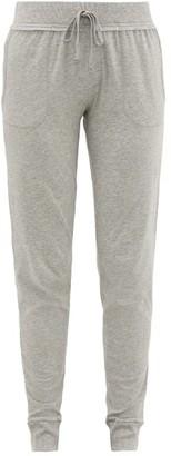 Skin - Pima Cotton Track Pants - Womens - Light Grey