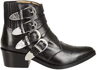 Toga Pulla Leather Boots
