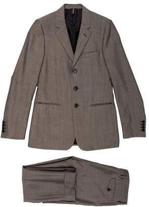Christian Dior Wool & Mohair Suit