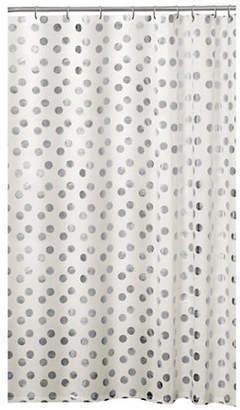 MAYTEX Metallic Dotted Shower Curtain