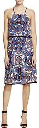 Ella Moss Women's Astra Diamond Halter Dress