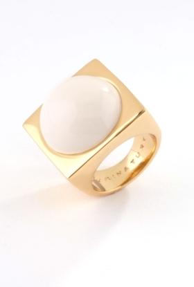 Trina Turk Button Ring