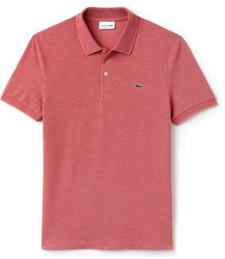 Lacoste Men's Regular Fit Flamme Pique Polo