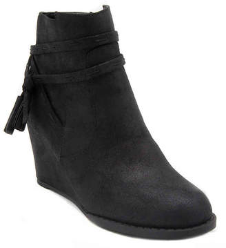 Sugar Hiya Wedge Bootie - Women's