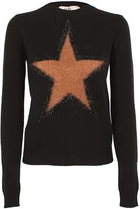 N°21 N.21 Star Sweater