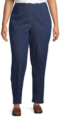 Alfred Dunner Greenwich Hills Classic Fit Pant - Plus