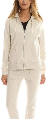 Pam & Gela Lace Up Hoody