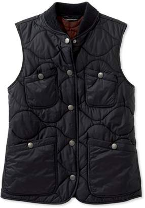 L.L. Bean L.L.Bean Signature Packable Quilted Vest
