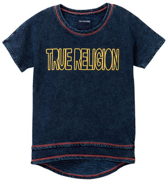 True Religion Layered Dolman Tee (Big Girls) $49 thestylecure.com