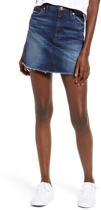 STS Blue Emily Denim Miniskirt