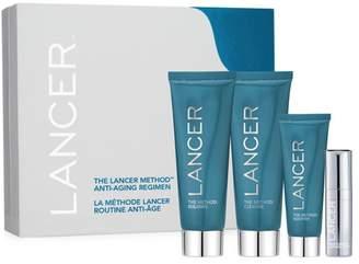 Lancer The Method Anti-Aging Regimen