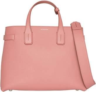 Burberry Pink Tote Bags - ShopStyle da1a70fa83c4e