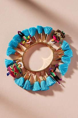 Mignonne Gavigan Care to Dance Tasseled Bracelet