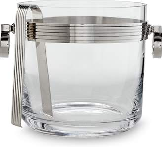 Ralph Lauren Bentley Ice Bucket & Tongs