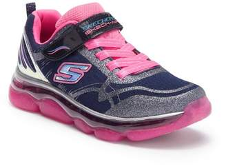 Skechers Air Radiant Light Up Sneaker (Little Kid & Big Kid)
