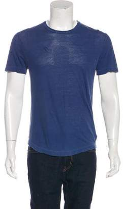 James Perse Woven Overdyed Shirt