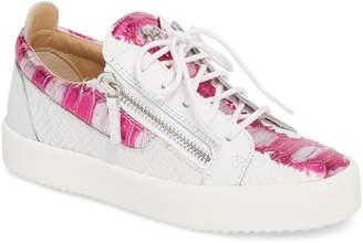 Giuseppe Zanotti Low Top Sneaker