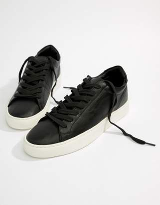 Good For Nothing Logo Sneakers In Black