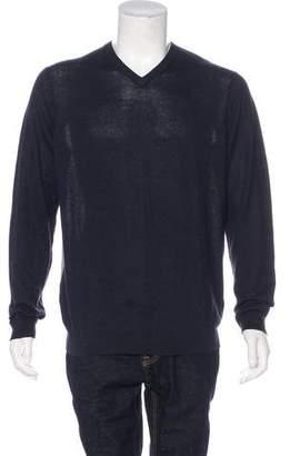 Vince Knit V-Neck Sweater w/ Tags