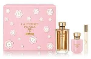 Prada La Femme L'Eau Three-Piece Eau de Toilette Gift Set