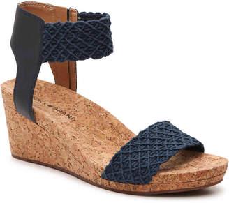 Lucky Brand Kierony Wedge Sandal - Women's