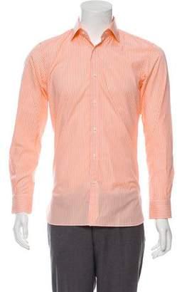 Ralph Lauren Purple Label Striped Dress Shirt w/ Tags