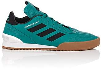 Gosha Rubchinskiy X adidas X ADIDAS MEN'S COPA SUPER LEATHER SNEAKERS - GREEN SIZE 7 M