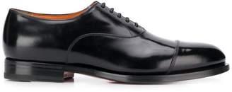 Santoni classic formal lace-up shoes