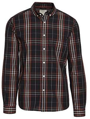 Life After Denim Men's Long Sleeve Slim Fit Winslow Plaid Shirt