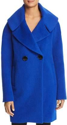 Elie Tahari Shiloh Double-Breasted Coat