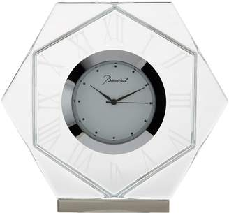 Baccarat Harcourt Abysse Crystal Clock