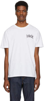 A.P.C. White Dolls Of Hell T-Shirt