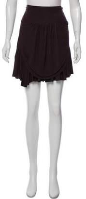 Hussein Chalayan Draped Mini Skirt