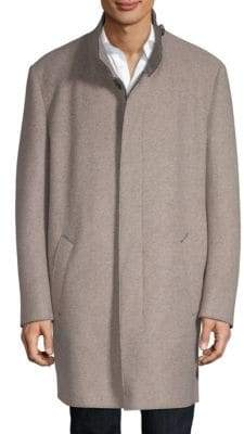 Bugatti Long Wool Coat