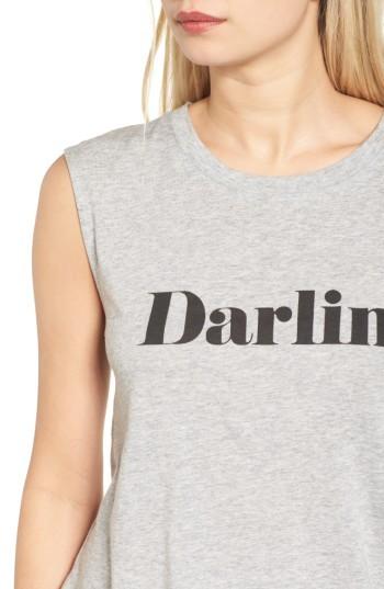 Women's Rebecca Minkoff Darlin' Muscle Tee 2