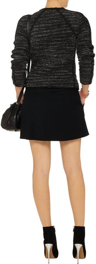 Vanessa Bruno Twill mini skirt