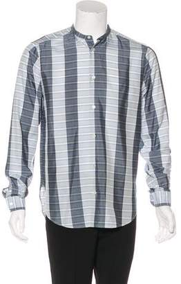 Louis Vuitton Striped Silk Shirt