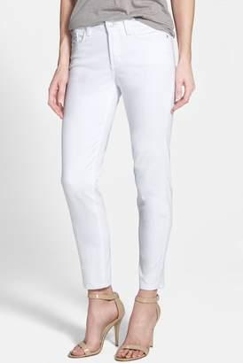 NYDJ Alina Colored Stretch Ankle Skinny Jeans (Regular & Petite)