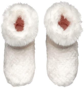 H&M Soft Slippers - White