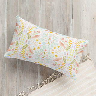 Fantasy Festival Lumbar Pillow