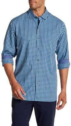 Tommy Bahama Mazagan Checkered Shirt