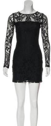 Alexis Long Sleeve Lace Tunic